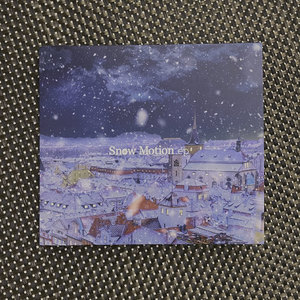 CD「Snow Motion.ep」