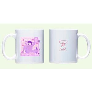 イラストマグカップ(2色)