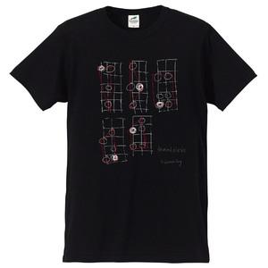 Remind blocksTシャツ(五十嵐隆直筆デザイン)