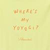 Where's My Yoyogi? LOGO TEE(LIGHT_YELLOW)
