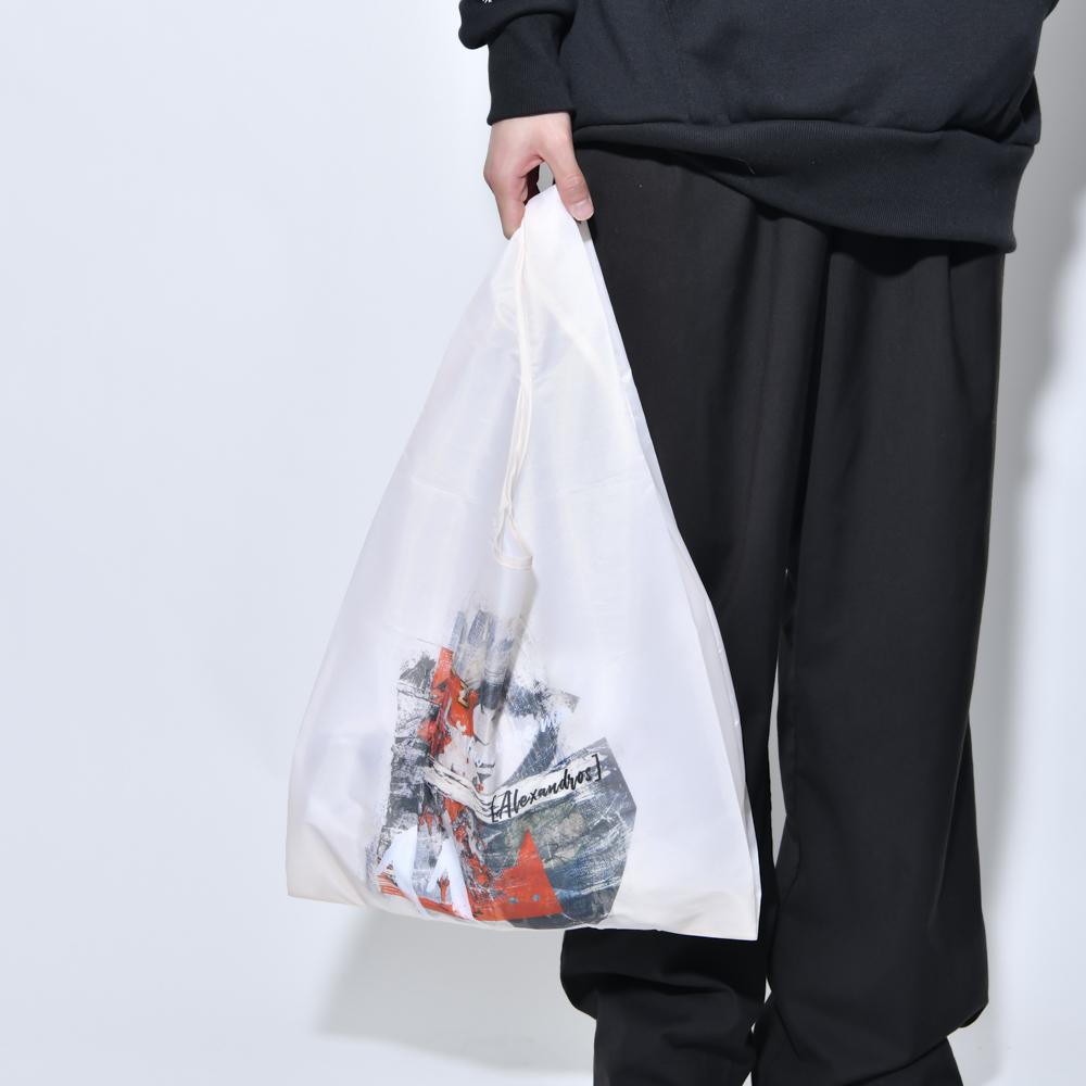 Fluid Motion Reusable Bag(NATURAL)