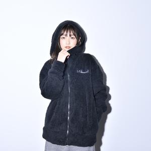 Boa Jacket (Black)