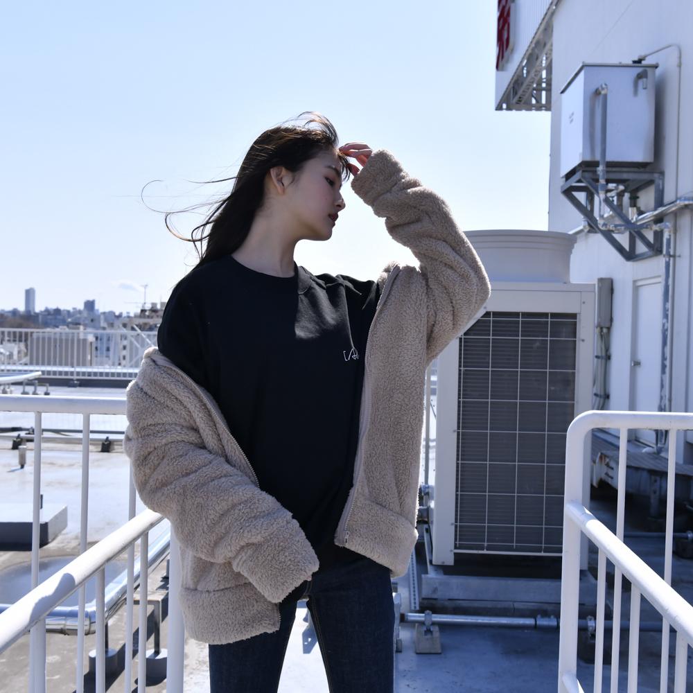 Boa Jacket (Brown)