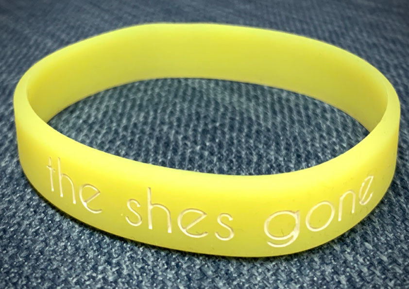 Rubber Band(yellow)