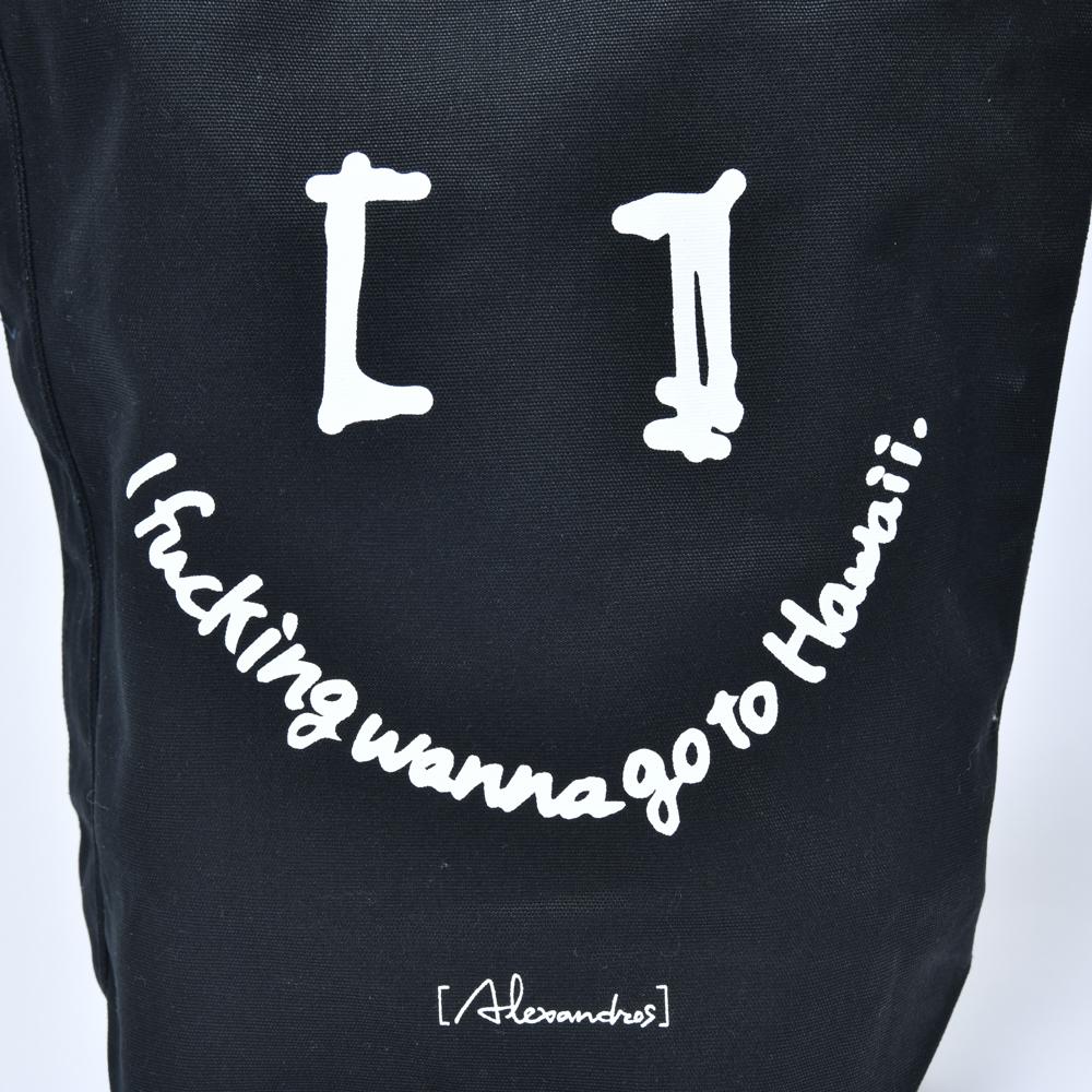 One-shoulder Bag (Black)