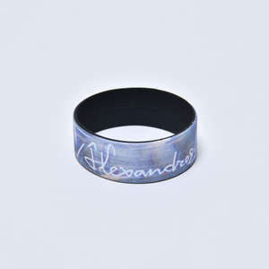 Effect Rubber Wristband
