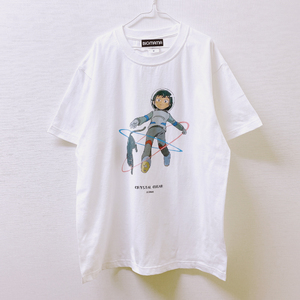 らっパル×BIGMAMA CRYSTAL CLEAR Tシャツ