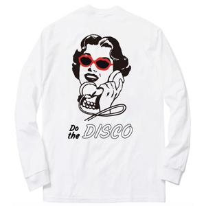 Do the ロングTシャツ(ホワイト)