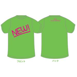 NEW! Tシャツ(グリーン)