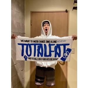 MAKE FESTIVALS GREAT AGAIN Towel