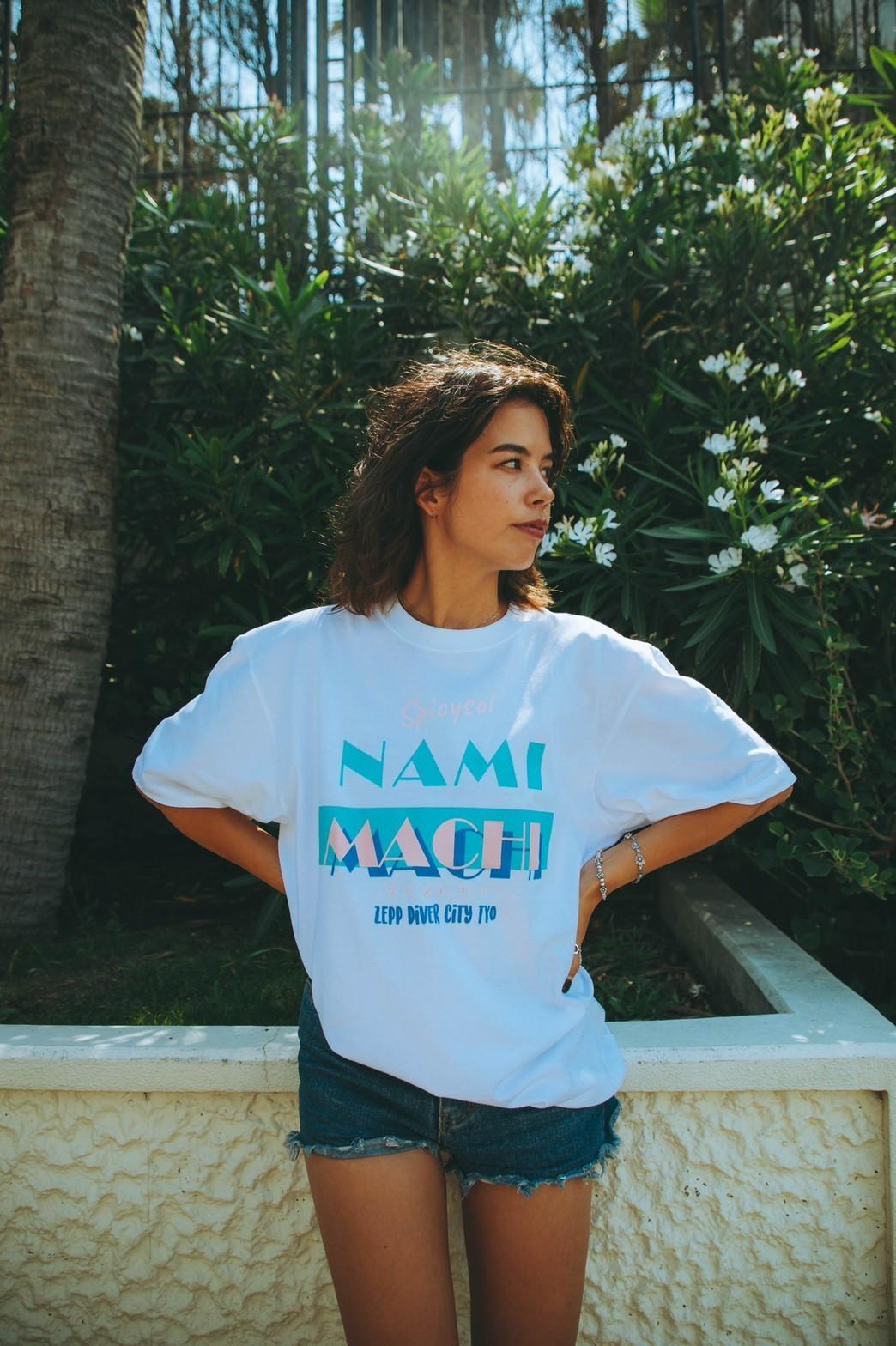 【受注生産〜6/10まで受付】73machi 2021limited Tシャツ(ステッカー付き)