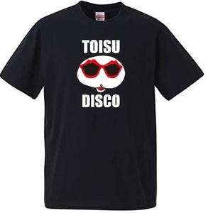 POLYSICS × the telephonesコラボ Tシャツ(ブラック)