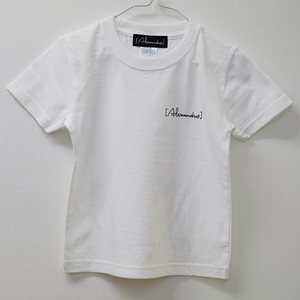 【SPECIAL PRICE】10th Anniv. Limited TEE (WHITE)【 Kids size 】