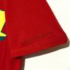 ポップロゴTシャツ(レッド)