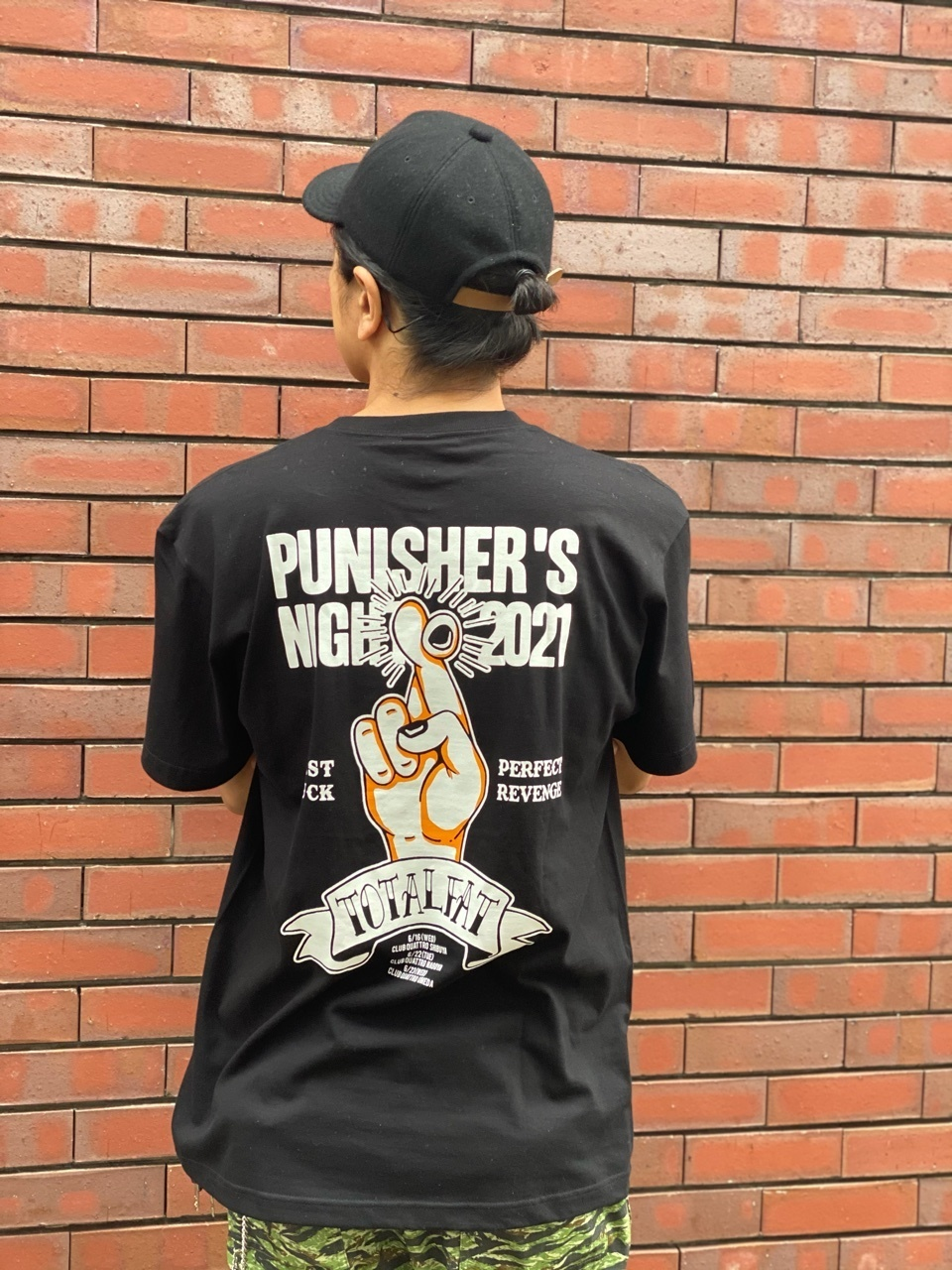 PUNISHER'S NIGHT 2021 イベントTee