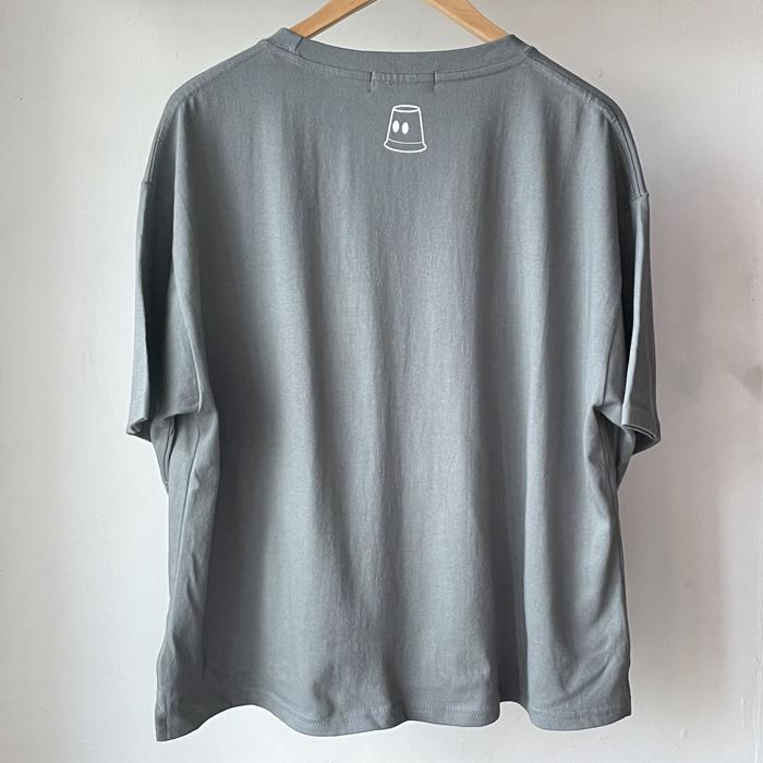 もこもこビスたん Tシャツ