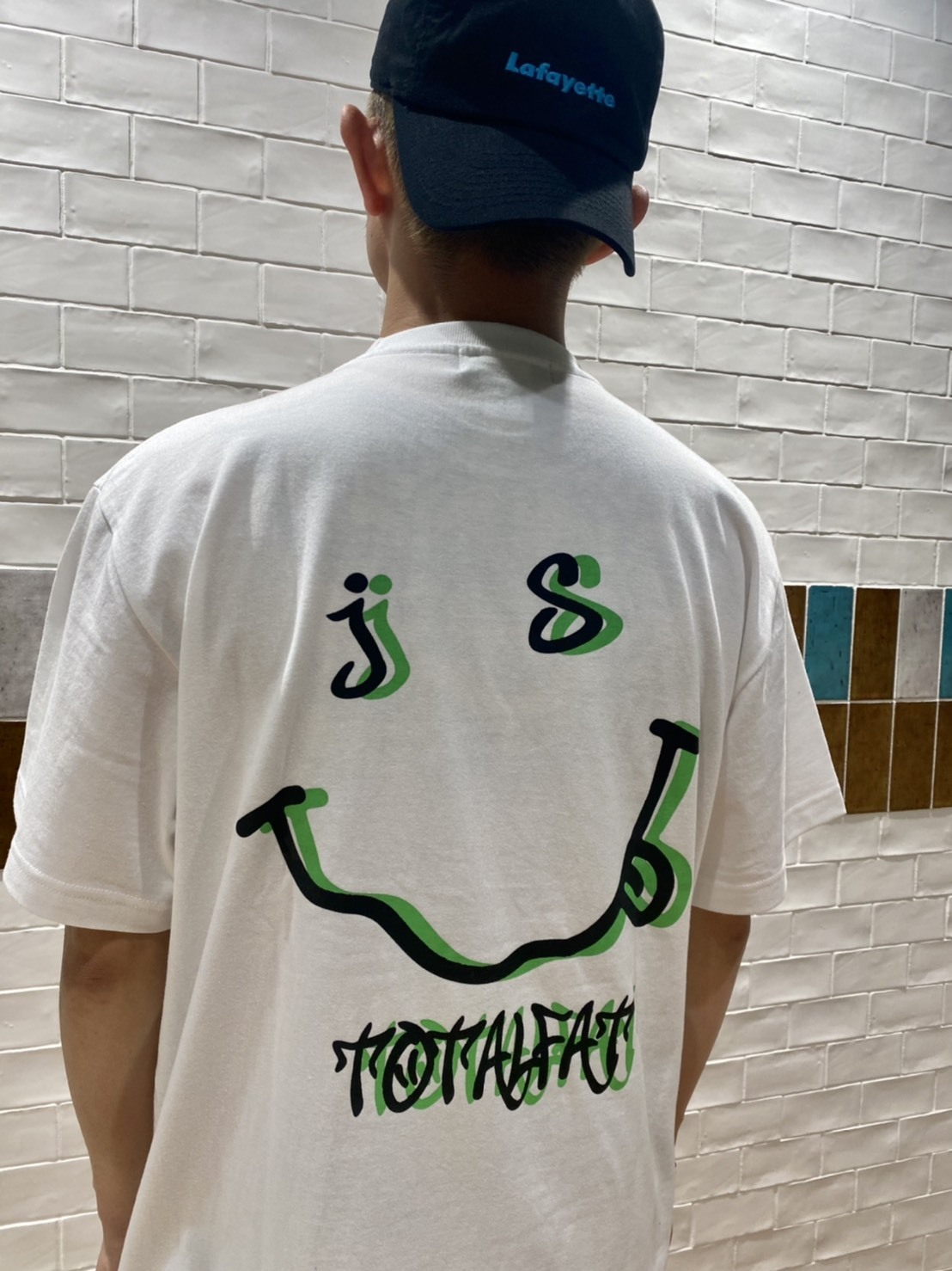 【 受注生産 】Jose生誕記念Tシャツ「Jose×SKEIL special collaboration」(ホワイト)
