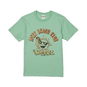 【受注生産~7/14まで受付】SOL Tシャツ(メロン)