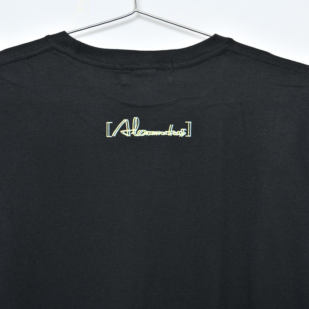 Glitch Logo Tee(Black)