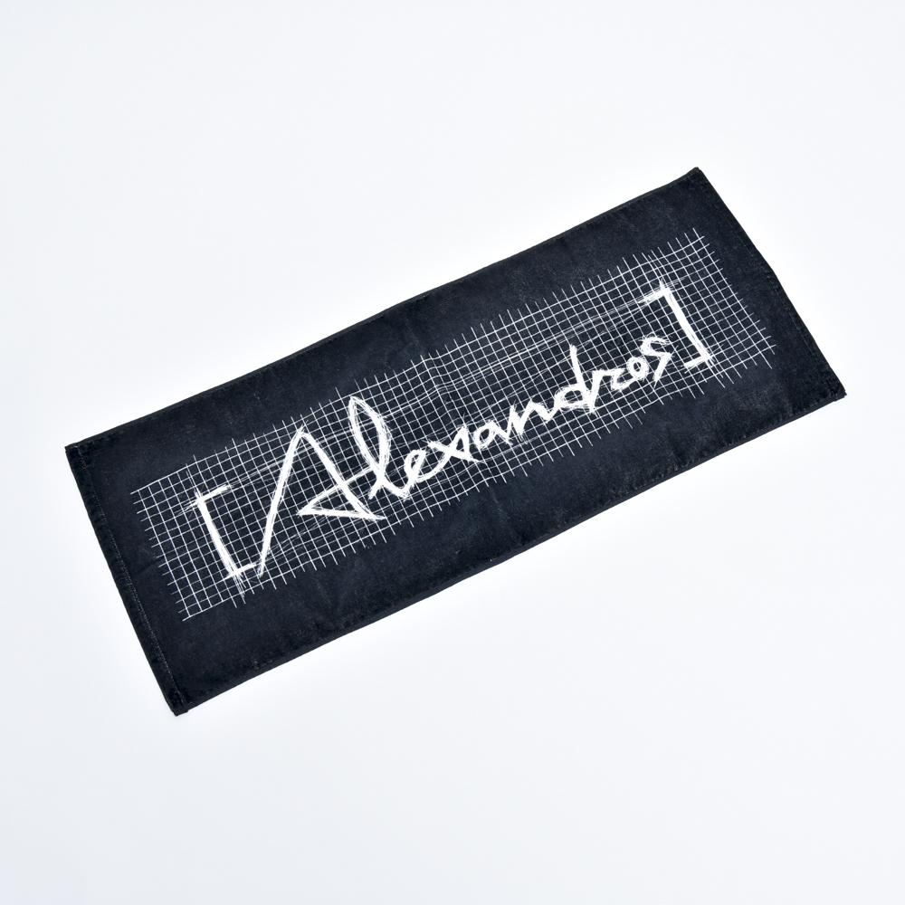Sketch Logo Towel