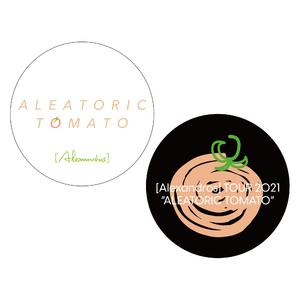 ALEATORIC TOMATO Badge Set